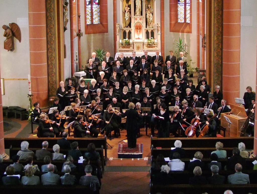 Kirchenchor - Konzert